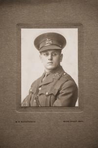 Lieut. William Ward Sleigh 1894-1917