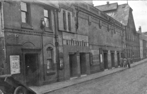 The Hippodrome. Circa early 1950s/CfCC Photgraphic collection