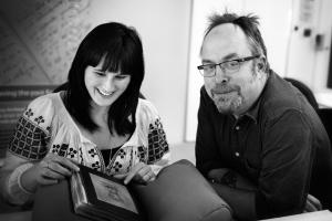 Diane Rickerby and Lee Crocker