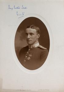 Captain John Summerscales Huchinson (Jack)