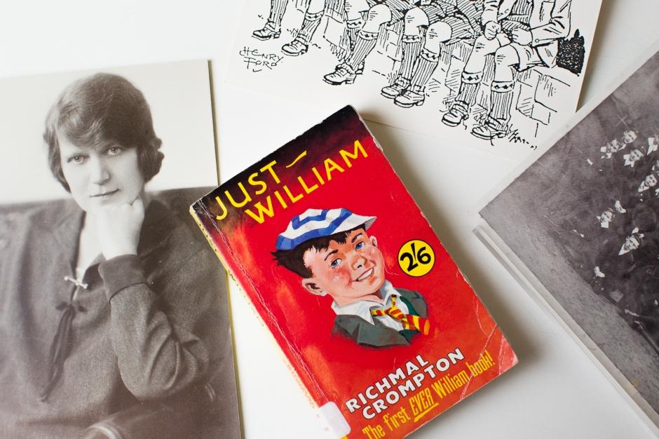 Just William Book