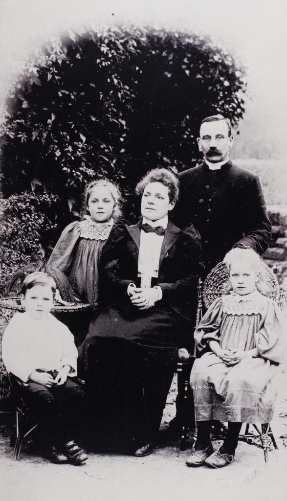 Lamburn Family Photograph