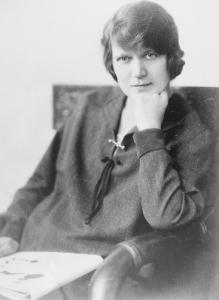 Photograph of Richmal Crompton