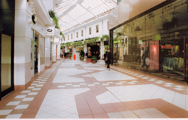 Union Arcade