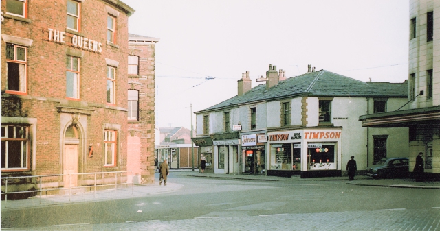 Princess Street, Bury