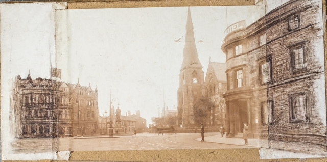 Image of Market Place, Bury
